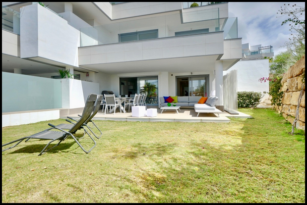 Apartment for sale in Cabopino