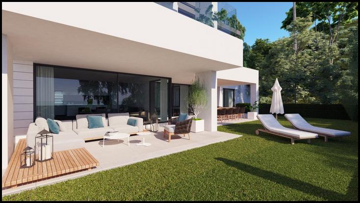 Apartment for sale in Benahavis, New Construction