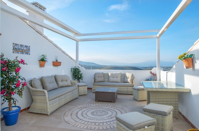 Penthouse for sale in Alhaurin El Grande