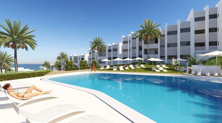 Apartments for sale in Manilva