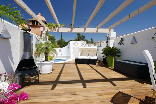 Penthouse for sale in La Mairena, Elviria