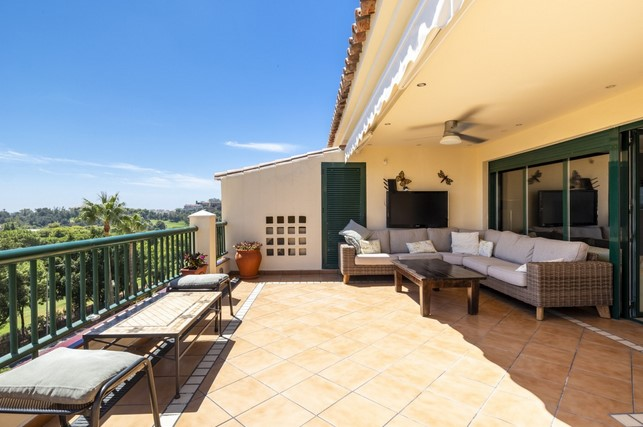 Penthouse for sale in Torrequebrada