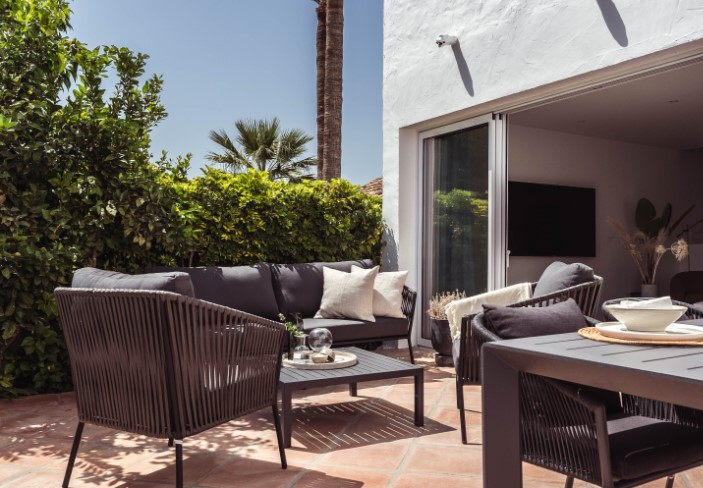 Townhouse for sale in Aloha Garden, Nueva Andalucia