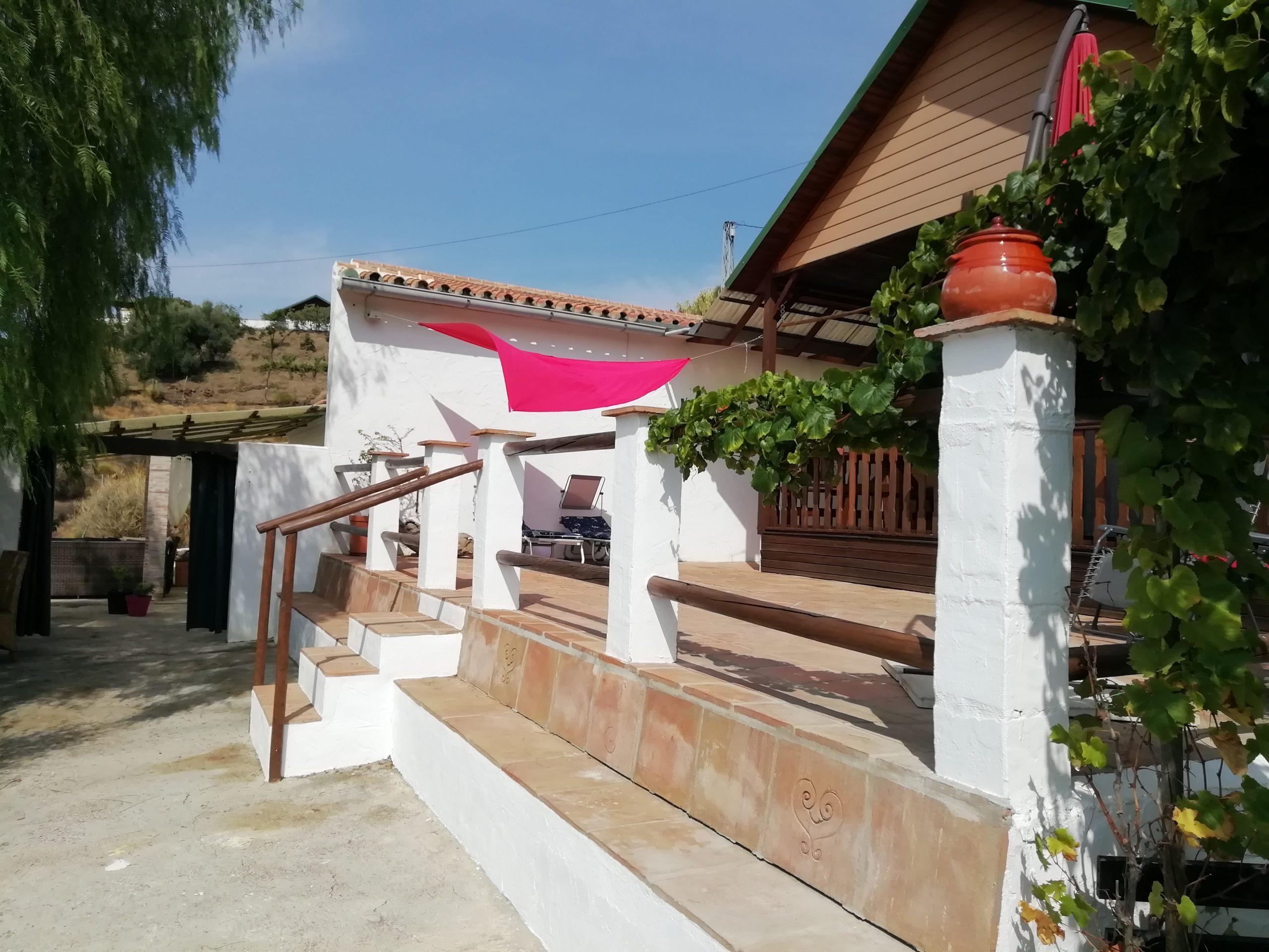 Stunning Finca Cortijo in Velez, Malaga