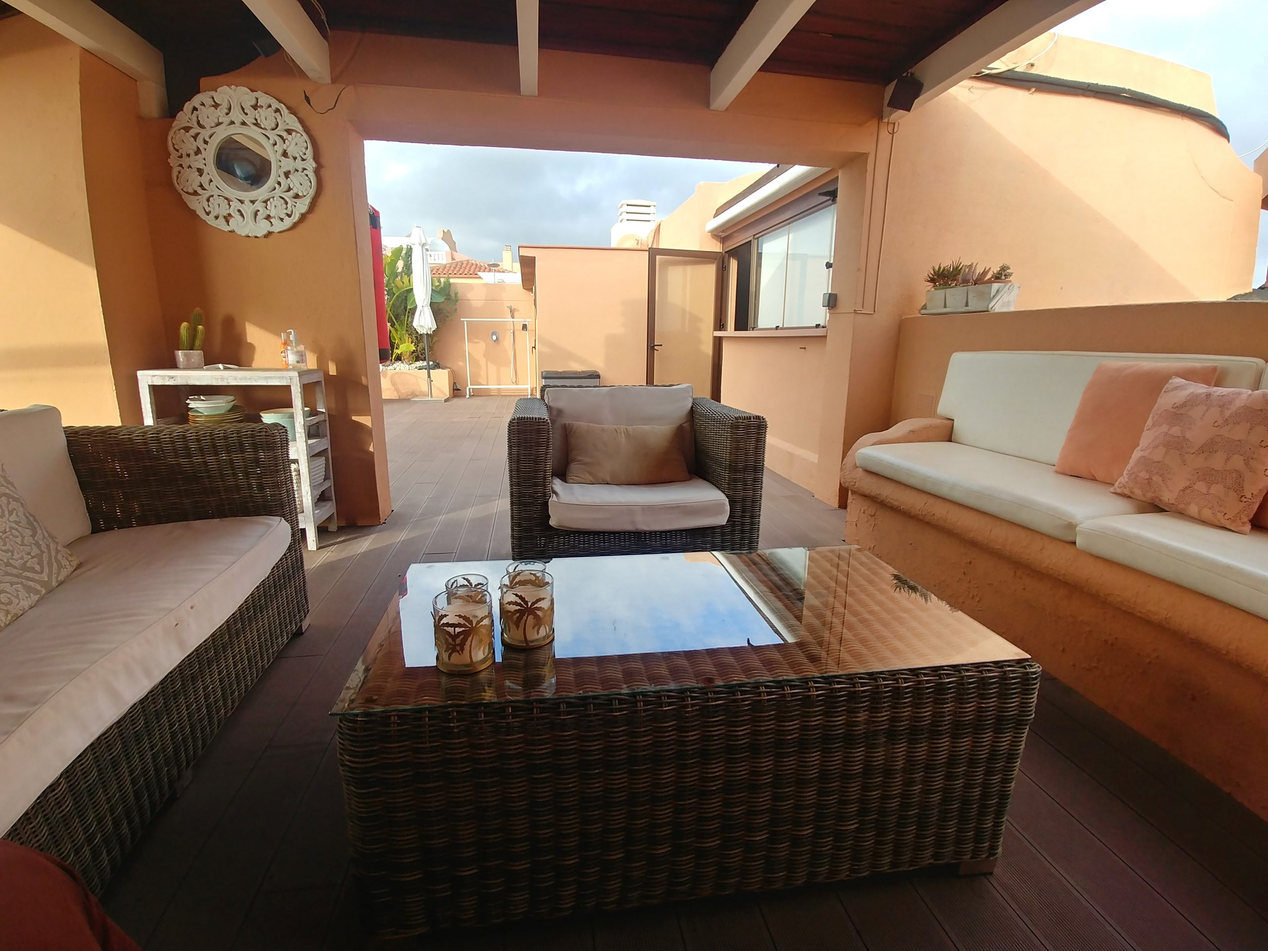 Wonderful Penthouse in Las Chapas, Marbella