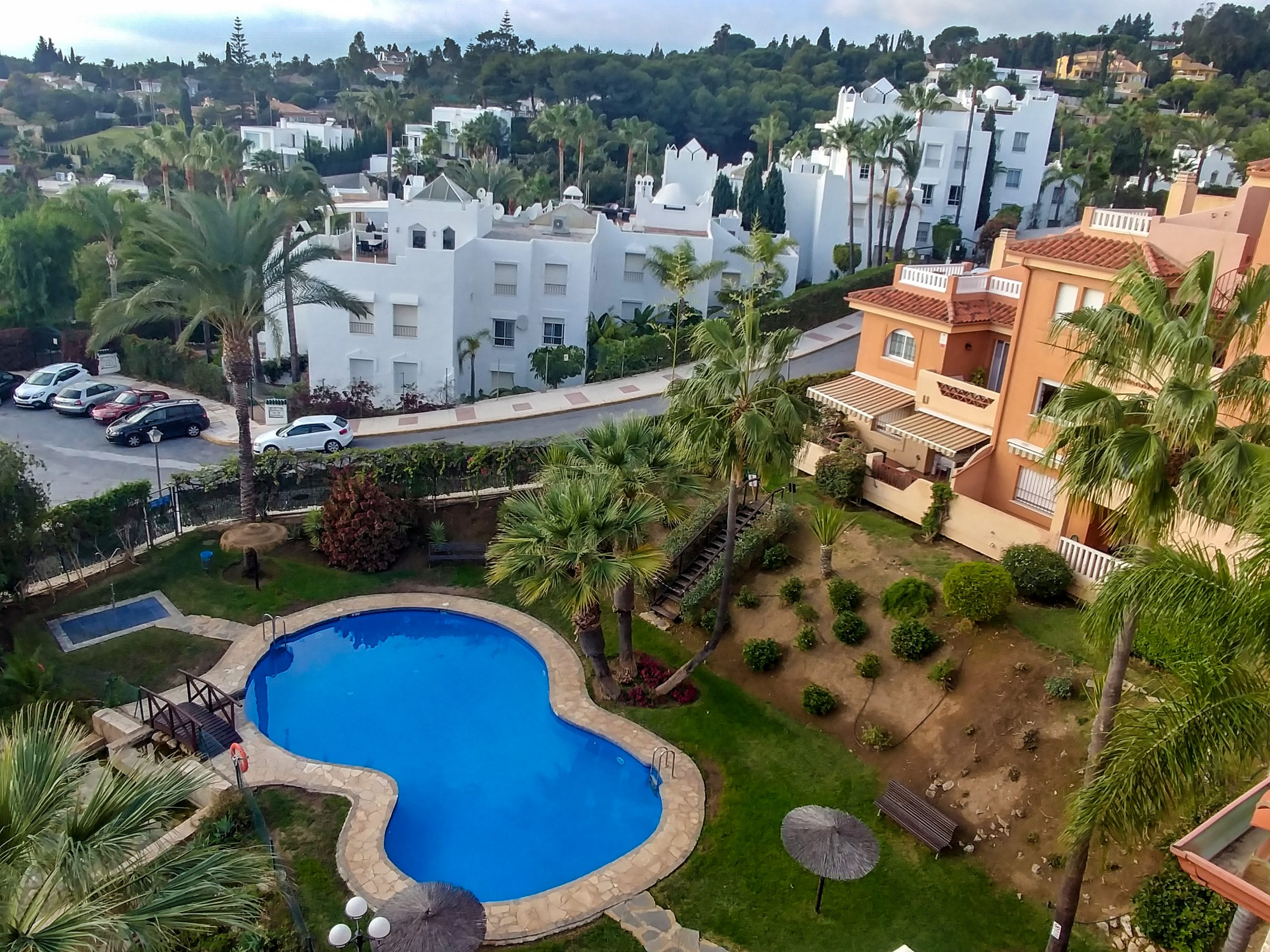 Wonderful Penthouse in Las Chapas, Marbella