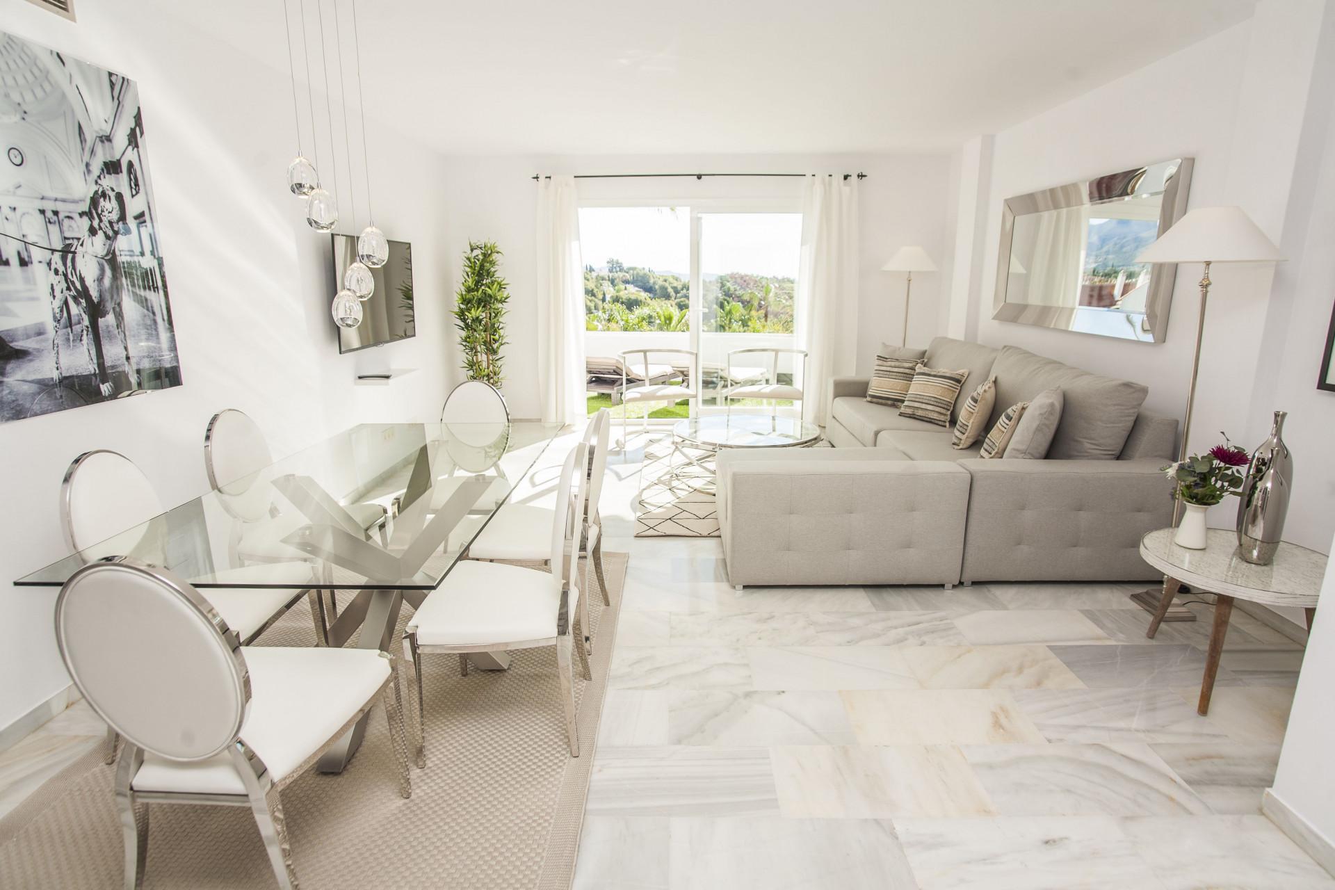 Wonderful Apartment in Nueva Andalucia, Marbella