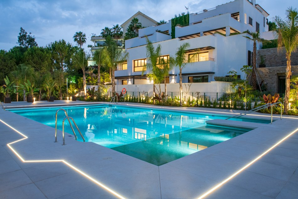 Stunning Newly Built Penthouse in Marbella