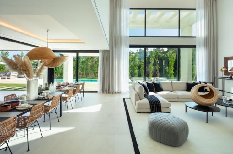 Luxury Villa in Nueva Andalucia, Marbella