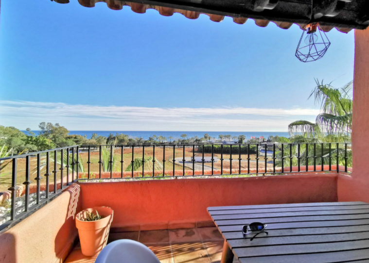 Apartment in The Golden Mile, Marbella