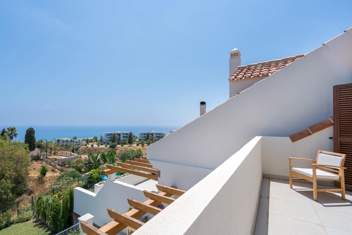 House with Sea Views in Benalmadena