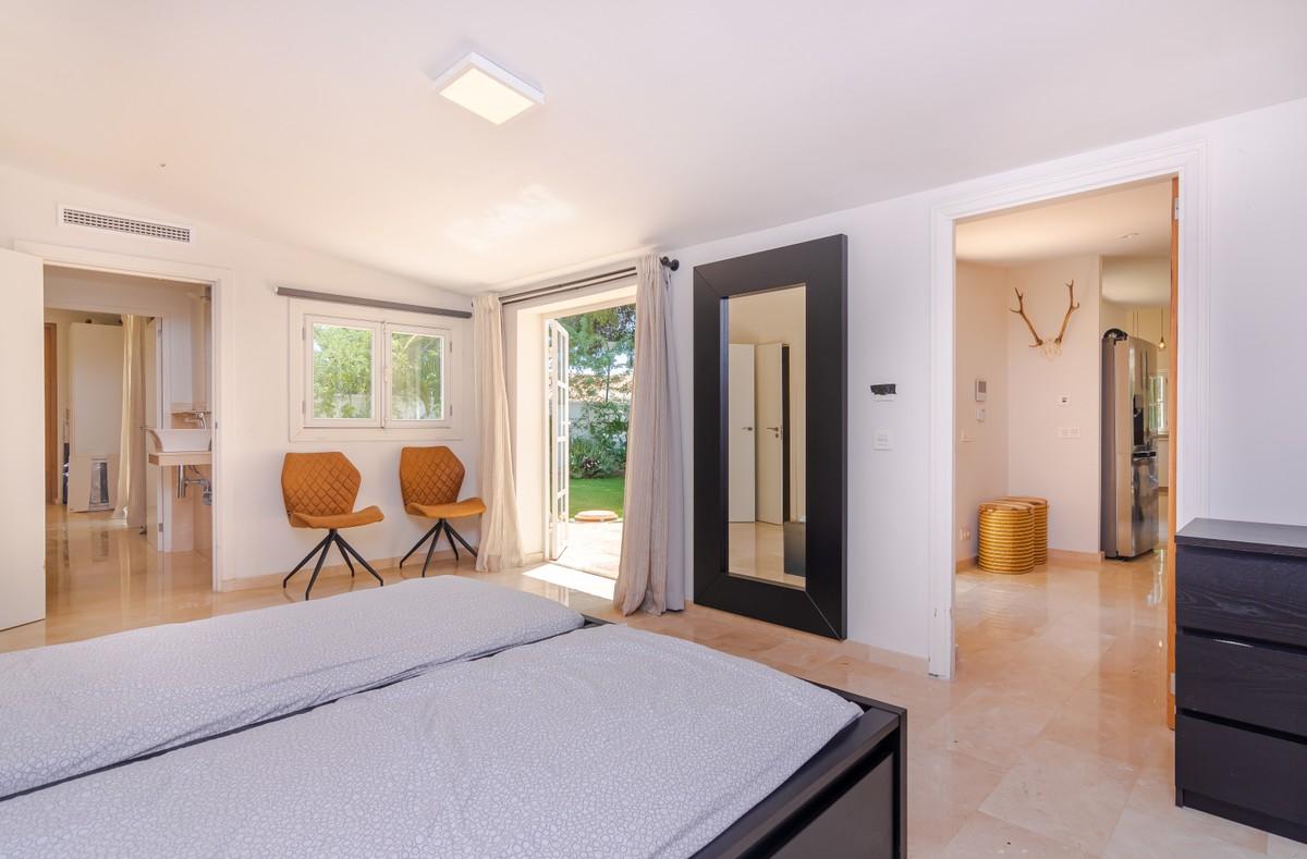 South-Facing Beachside Villa with Sea Views in Atalaya, Estepona