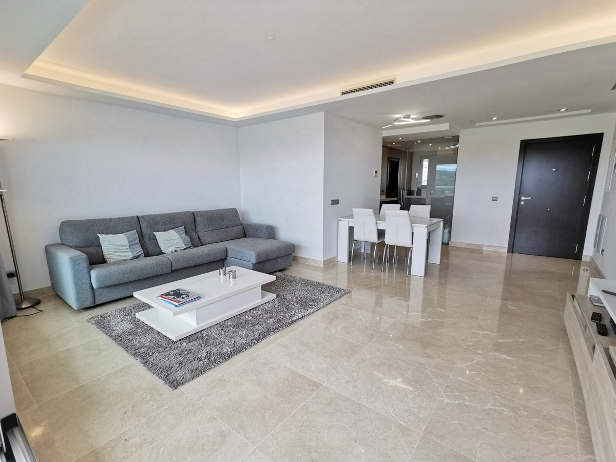 INVESTMENT Opportunity!  Luxury Golf Middle Floor Apartment with Sea Views  in La Cala Golf Resort, Mijas