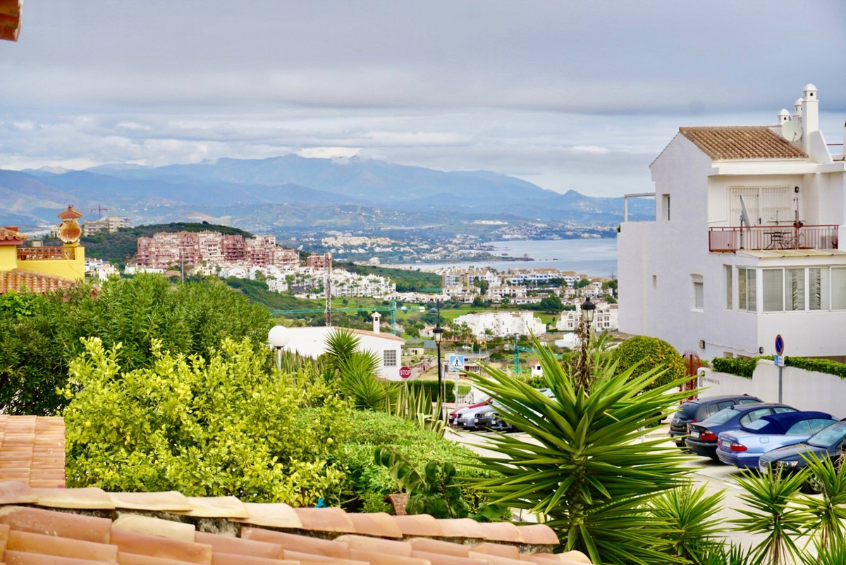 INVESTMENT Opportunity! Penthouse with Sea Views in Manilva