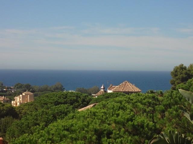 Large Detached Villa with Sea Views in Elviria, Marbella