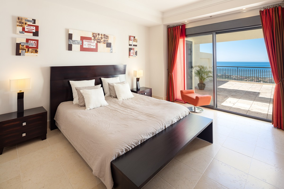 INVESTMENT Opportunity! Large Luxury Penthouse with Sea Views in Los Monteros, Marbella