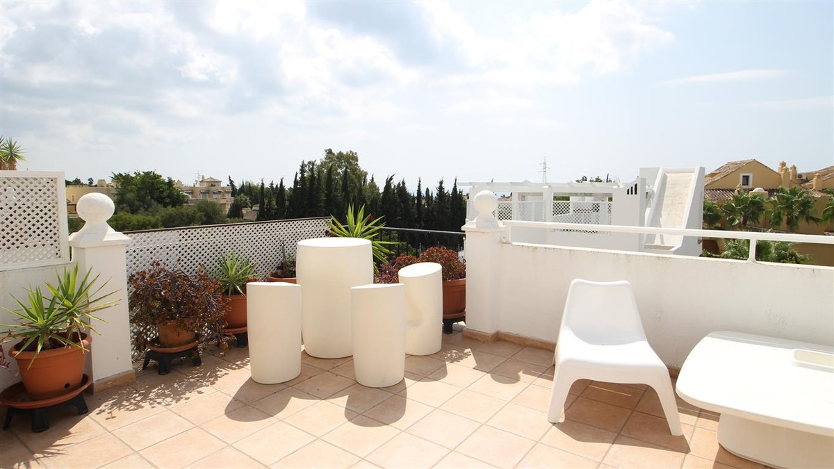 INVESTMENT Opportunity! Large Penthouse with Sea Views in Marbella