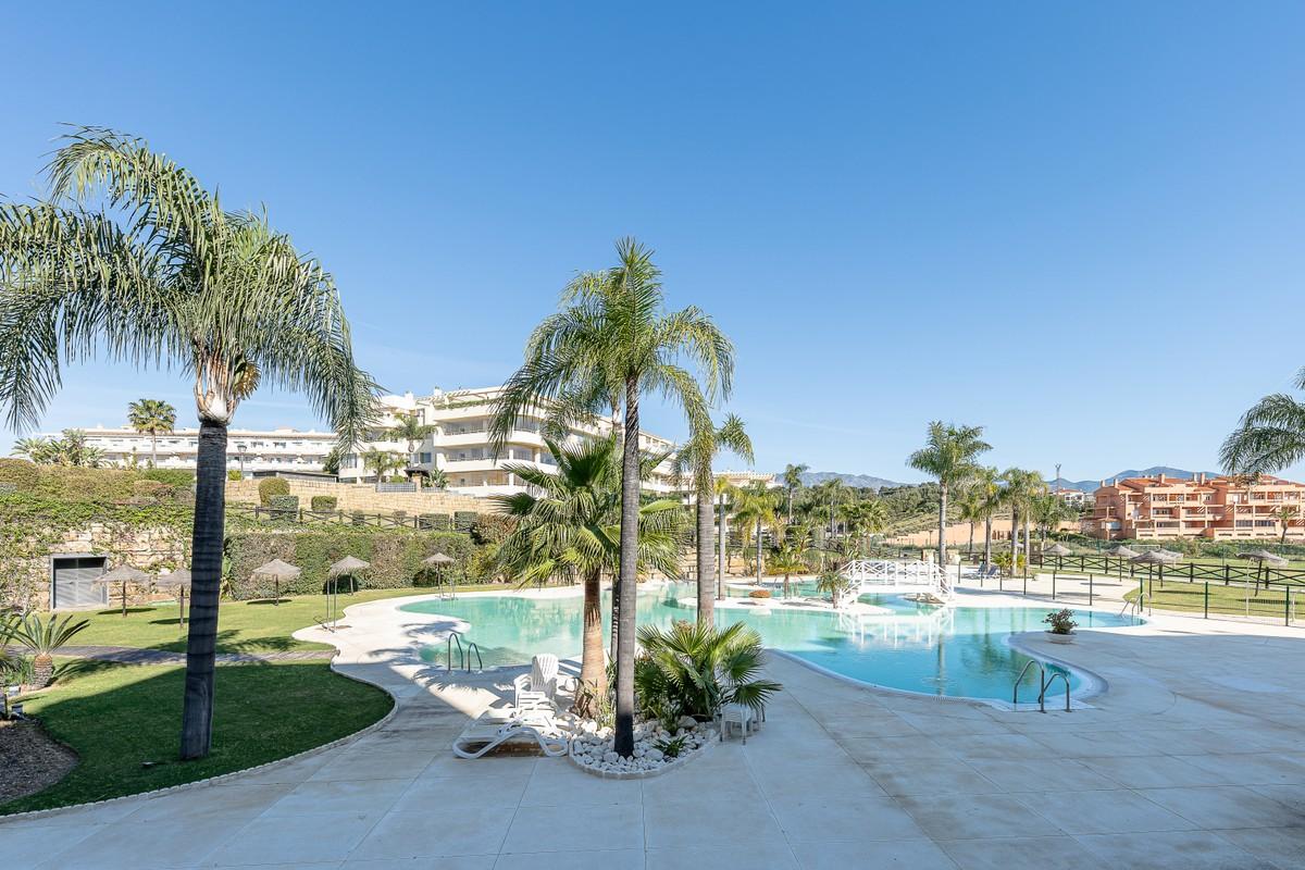 Luxury Golf Penthouse with Sea Views in Mijas Costa