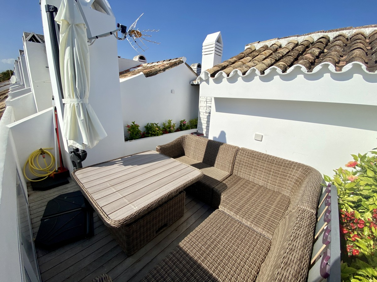 INVESTMENT Opportunity! Large Luxury Penthouse with Pool in Puerto Banús, Marbella