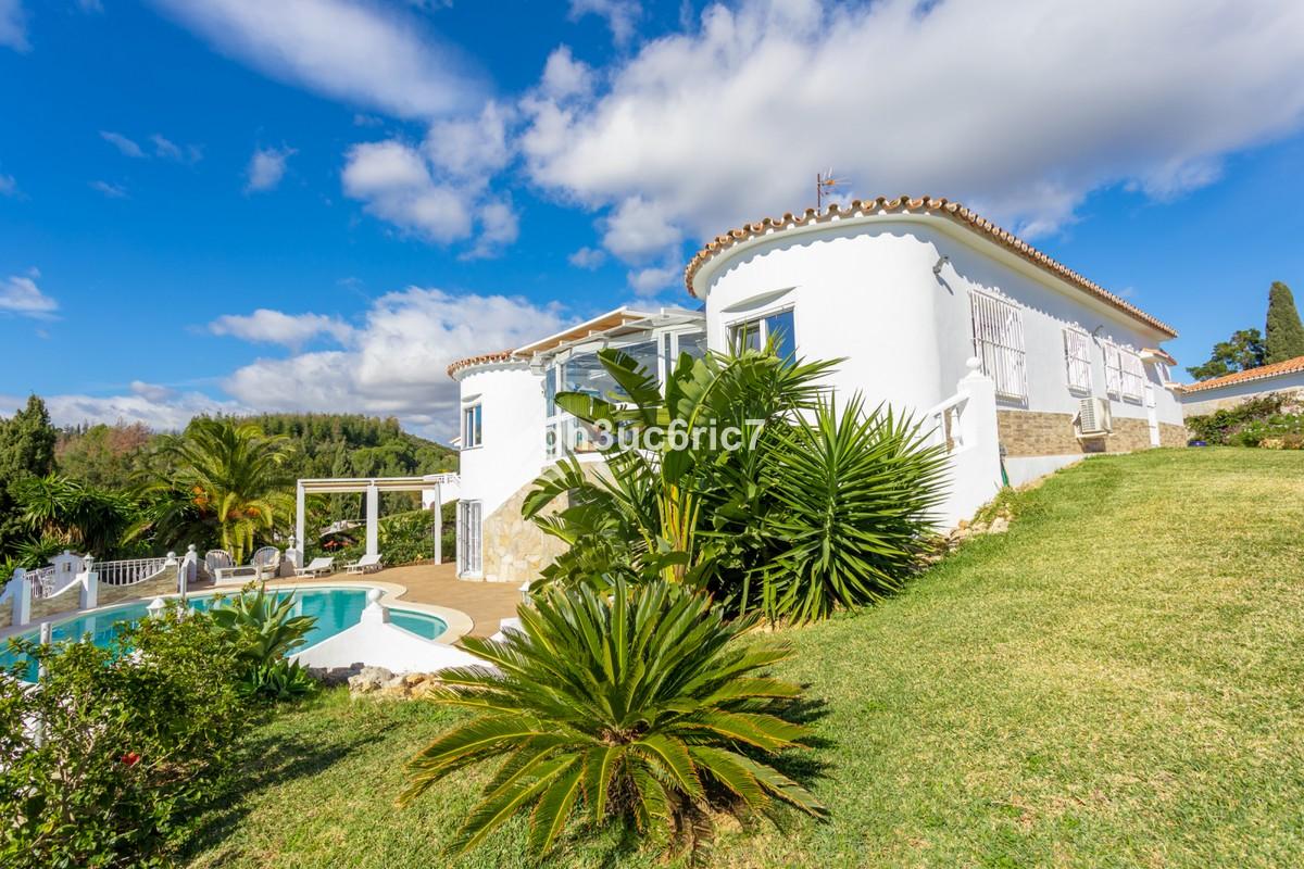 INVESTMENT Opportunity! Contemporary Golf Detached Villa with Sea Views in La Cala de Mijas