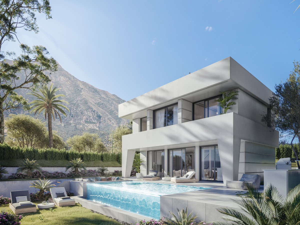INVESTMENT Opportunity! Luxury Detached Villa with Panoramic Views in Manilva
