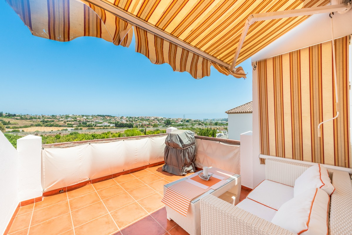 Large Golf Penthouse with Panoramic Views in Mijas Golf
