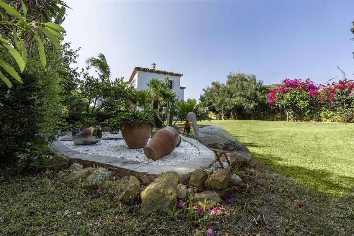 Large Detached Villa with Sea Views in Estepona