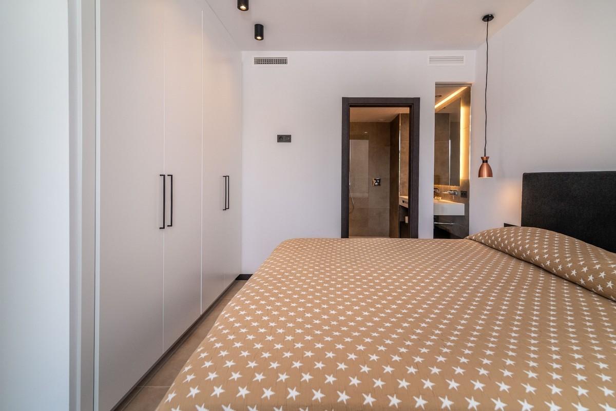 Luxury Beachfront Top Floor Apartment with Sea Views in Elviria, Marbella