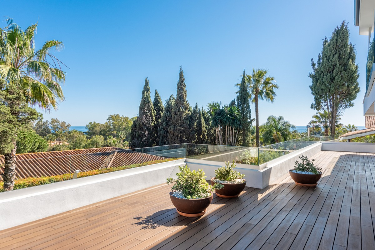 INVESTMENT Opportunity! Large Luxury Detached Villa with Sea Views in Marbesa, Marbella