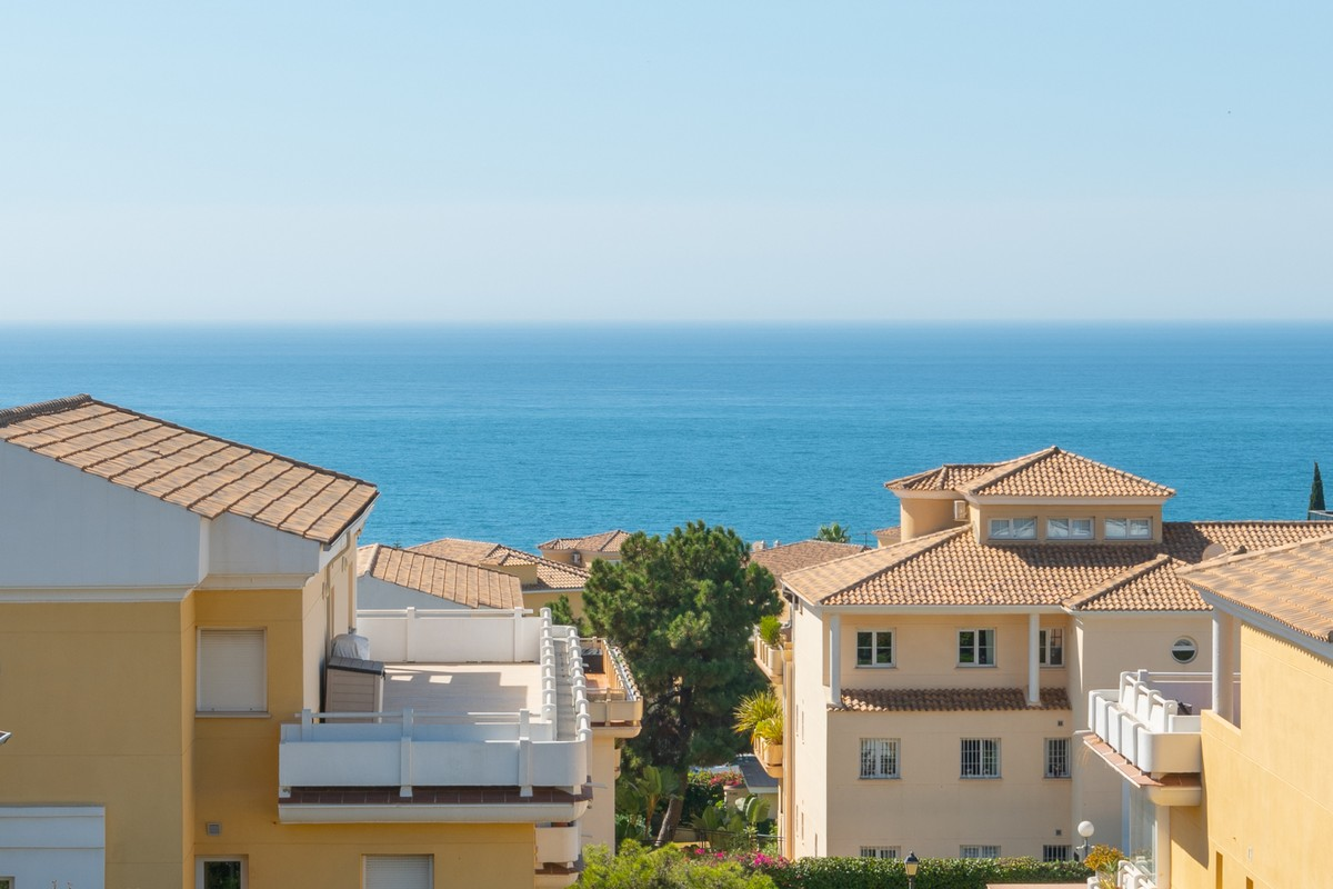 Penthouse with Sea Views in Marbella