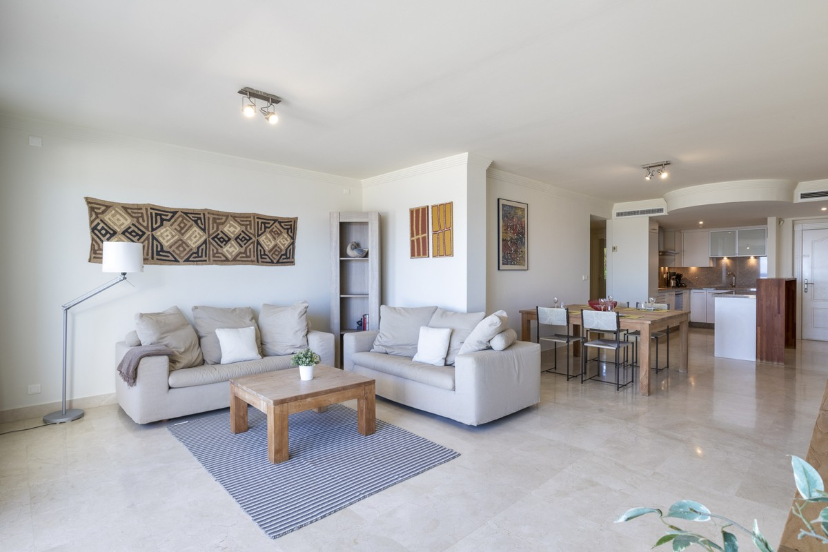 INVESTMENT Opportunity! Beachfront Middle Floor Apartment with Sea Views in Estepona