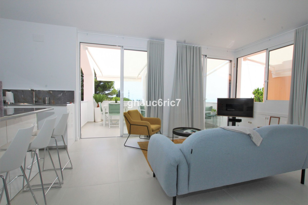 INVESTMENT Opportunity! Golf Penthouse with Sea Views in Sitio de Calahonda, Mijas