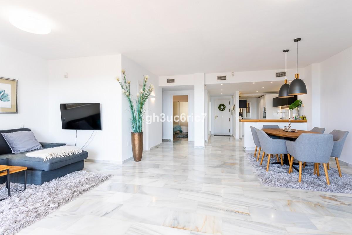 Middle Floor Apartment with Sea Views in Sitio de Calahonda, Mijas