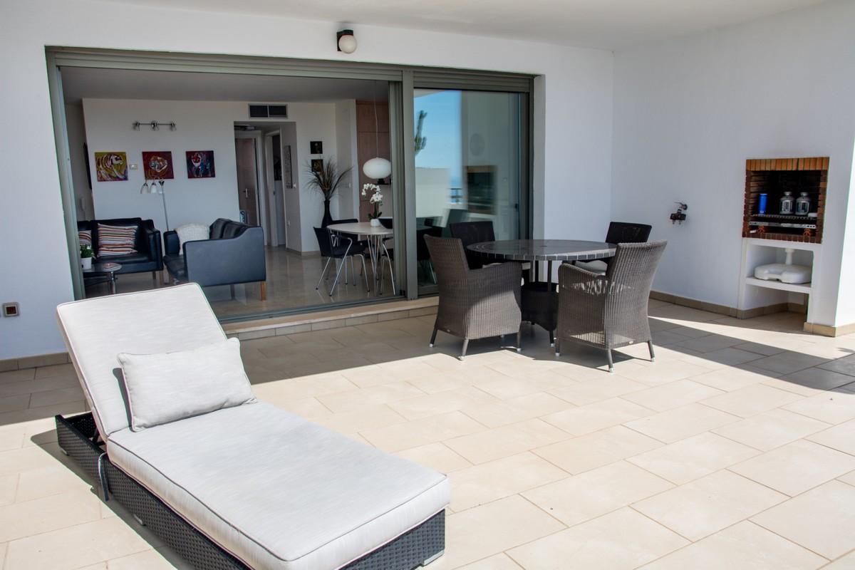 Penthouse with Sea Views in Sitio de Calahonda, Mijas