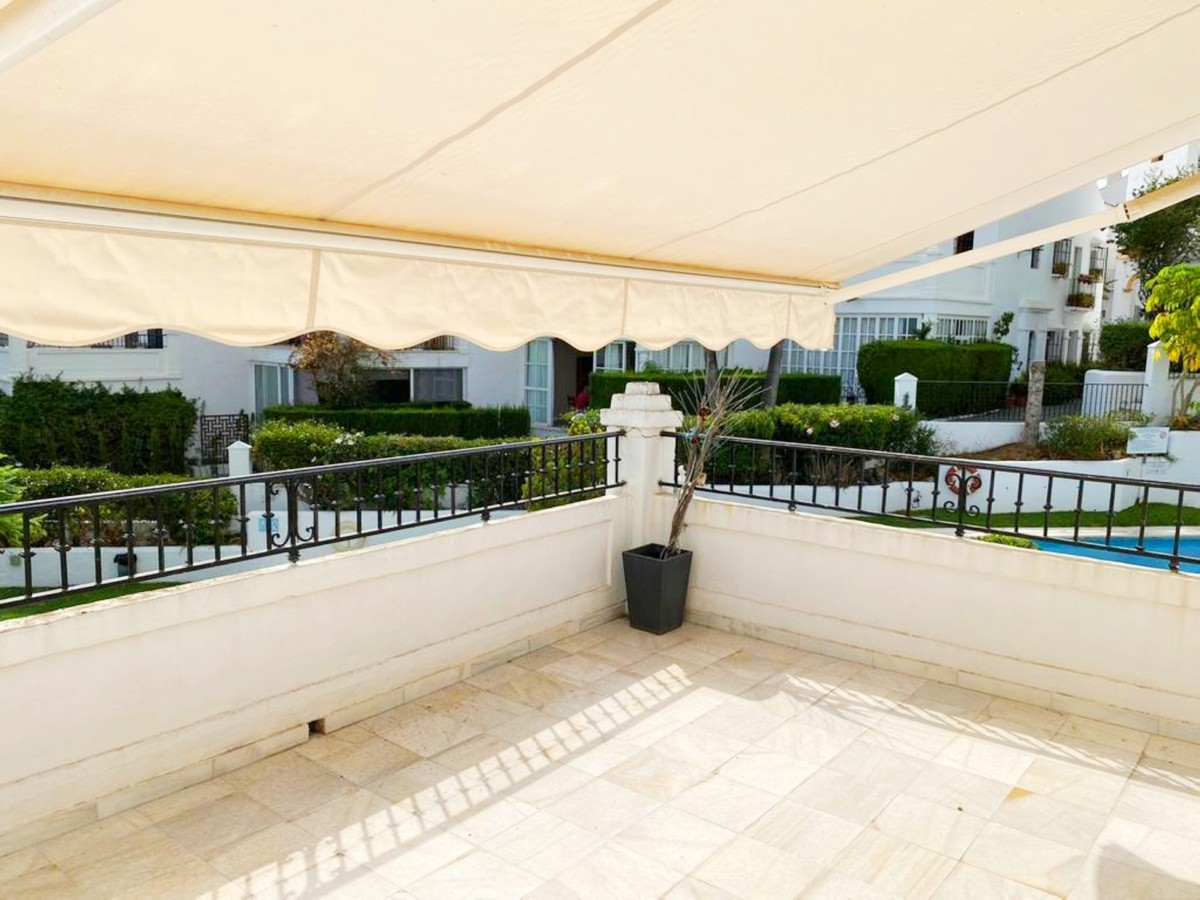 Townhouse with Pool in Marbella